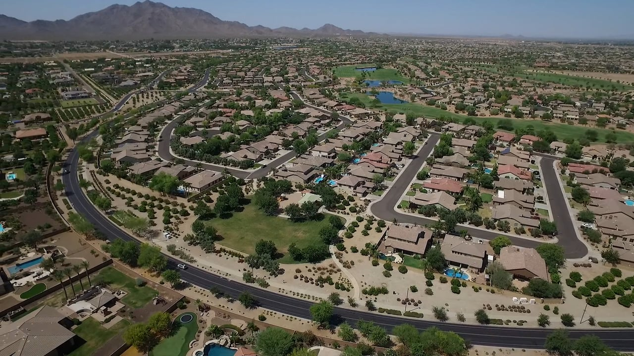Gilbert has reasonably priced homes and lots of hiking trails, making it the perfect place for the outdoorsy family to call home.